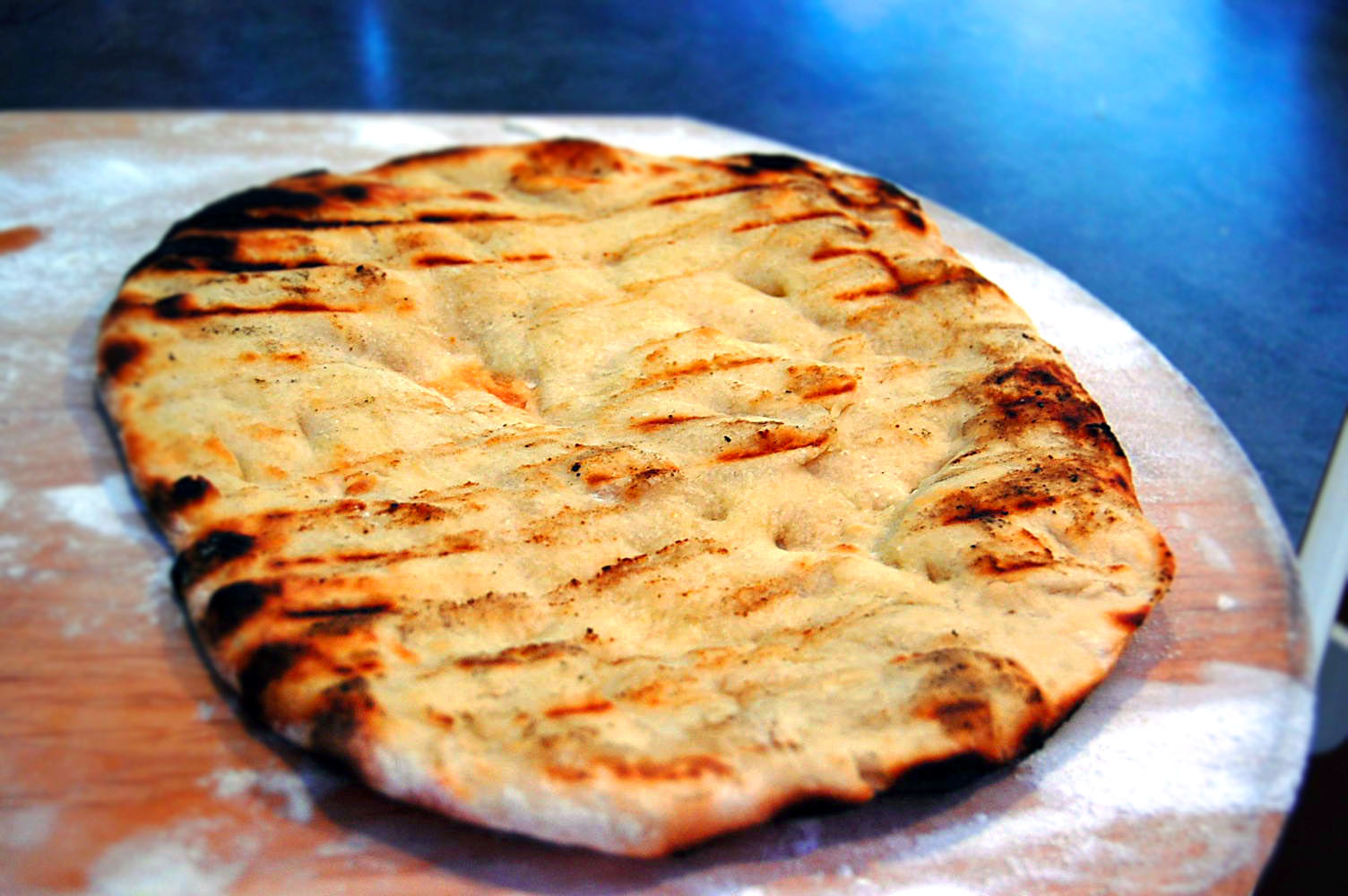 Grilled Flatbread Recipes — Dishmaps